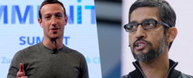 Storbritannien vill begränsa Facebook och Googles dominans