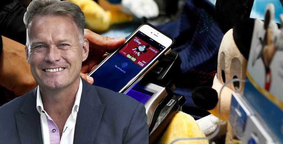 Crunchfish utmanar Apple – här är stortsatsningen som ska vända kris till succé