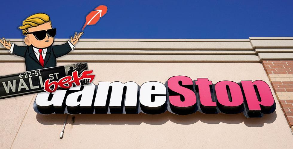 Wallstreetbets-haussen runt Gamestop kan bli film – Netflix i förhandlingar