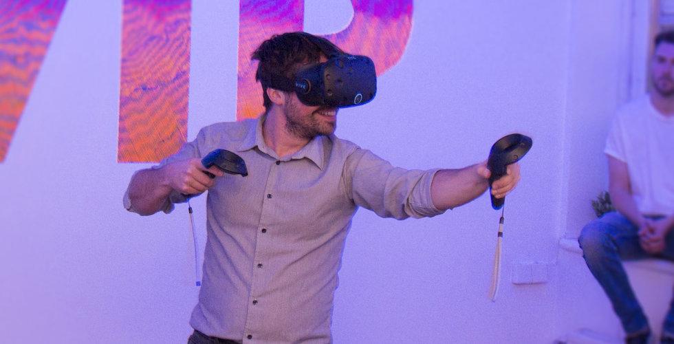 Breakit - Äntligen! Nu har Stockholm ett riktigt VR-center