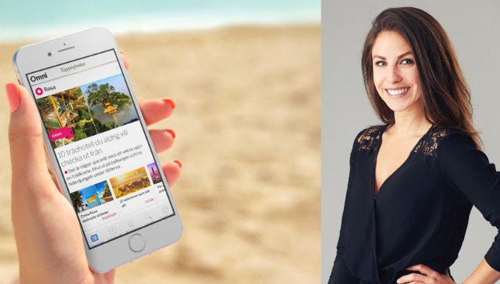 Breakit - Omni blir bredare - vill nå nya annonsörer med resejournalistik