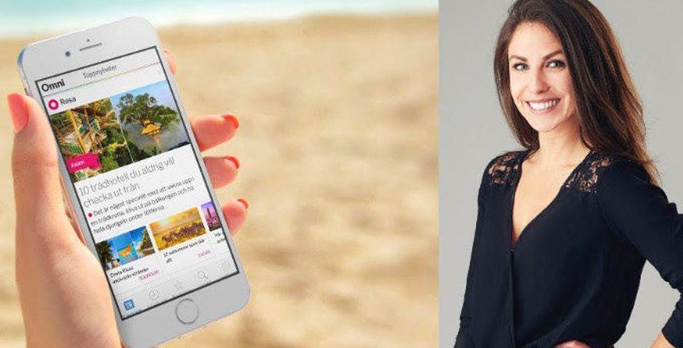 Omni blir bredare - vill nå nya annonsörer med resejournalistik
