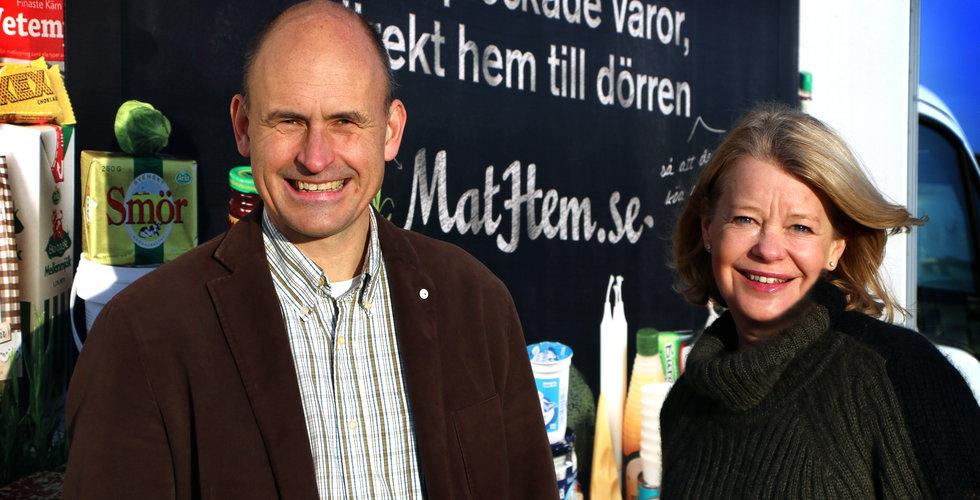 Breakit - Mathem tar in 160 miljoner kronor i nyemission – får in nya ägare