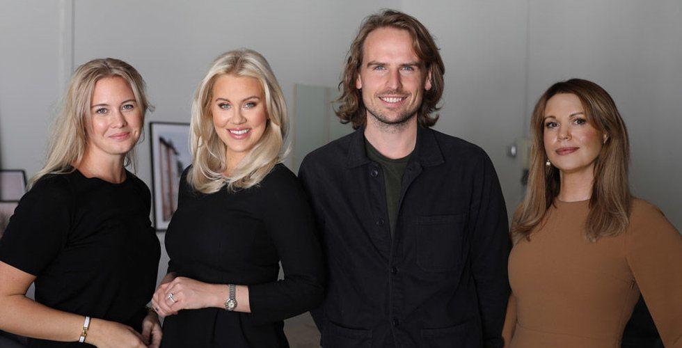 Spiltan går in med miljoner i Löwengrips sko-startup Flattered