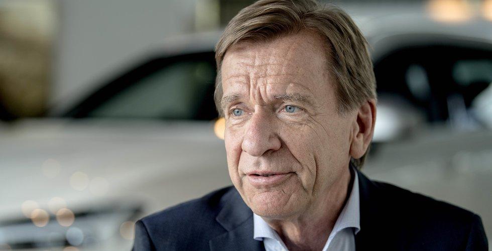 Volvo cars öppnar för att sälja andelar i Polestar