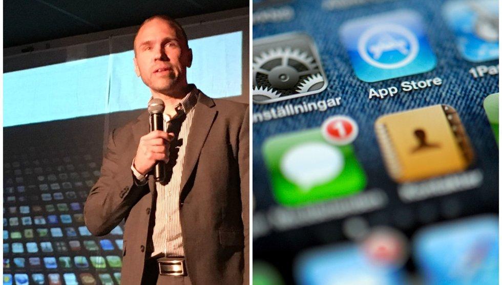 Breakit - App-veteranen: Så lyckas du nå ut med din app trots överflödet