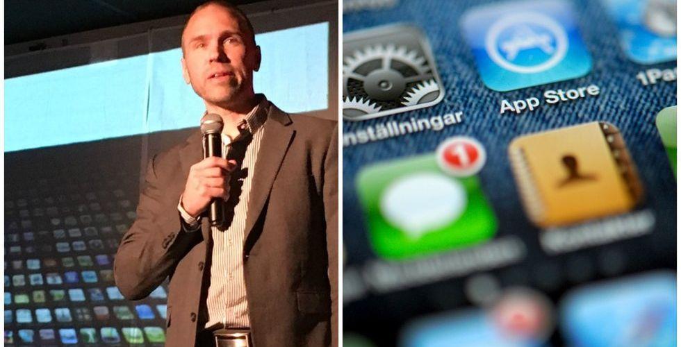 App-veteranen: Så lyckas du nå ut med din app trots överflödet