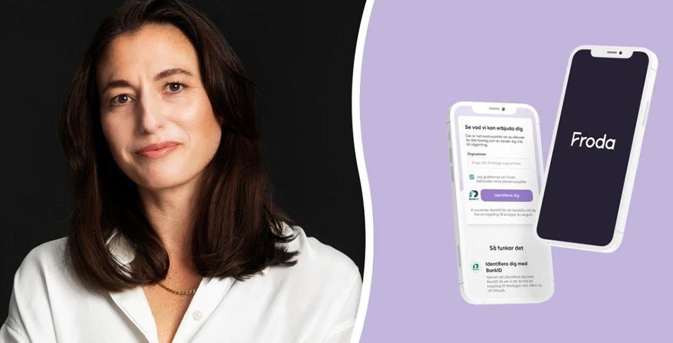Josefin Lindstrand går från Swedbank till fintech-bolaget Froda