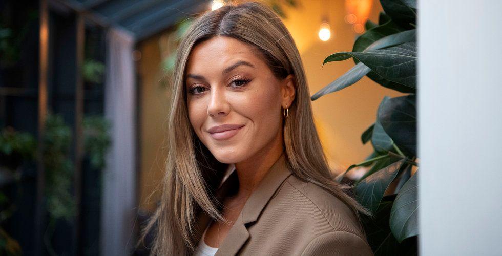 """Bianca Ingrossos Caia Cosmetics säljs i storaffär: """"Det här är bara början"""""""