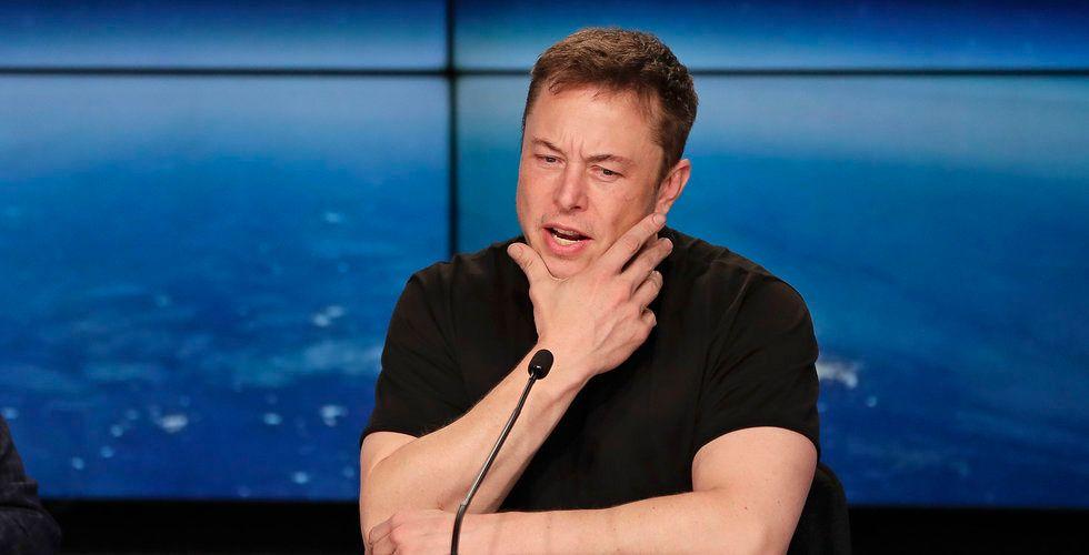 Bakslag för Elon Musks Space X – får ställa in sin planerade raketuppskjutning igen