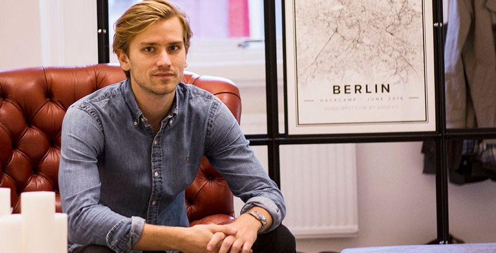Han vill skapa en startupfabrik i Göteborg med sitt konsultbolag