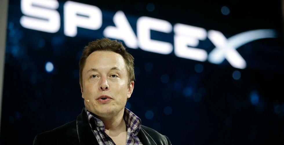 Elon Musks nya plan: Flyg var som helst i världen – på 60 minuter