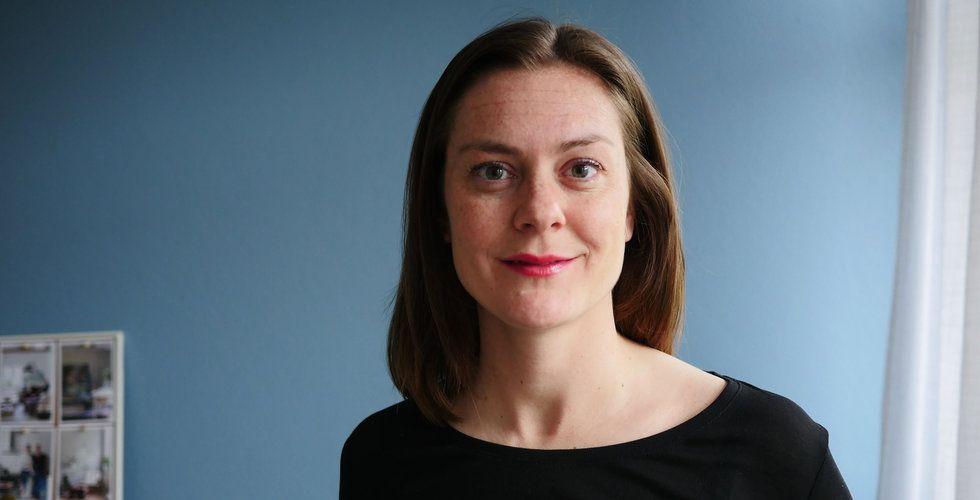 Breakit - Sandra Uddbäck: Den mest lyckade förändringen är mig själv