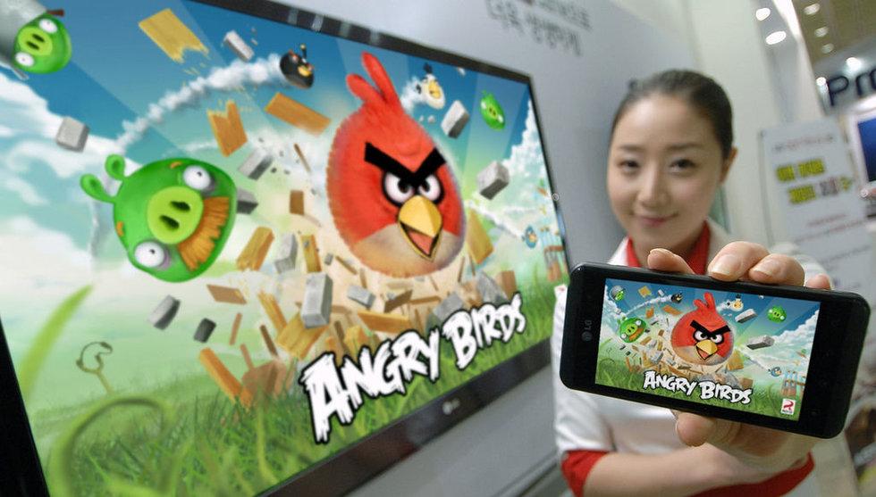 Angry birds 2 har fått 20 miljoner nedladdningar – på en vecka