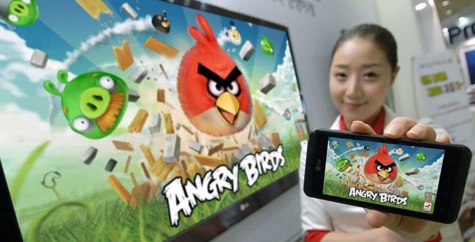 Breakit - Angry birds 2 har fått 20 miljoner nedladdningar – på en vecka