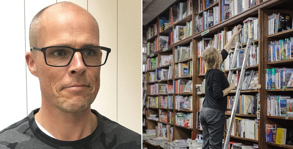 Breakit - H&M-arvinge satsar miljoner på startup som vill digitalisera bokbranschen
