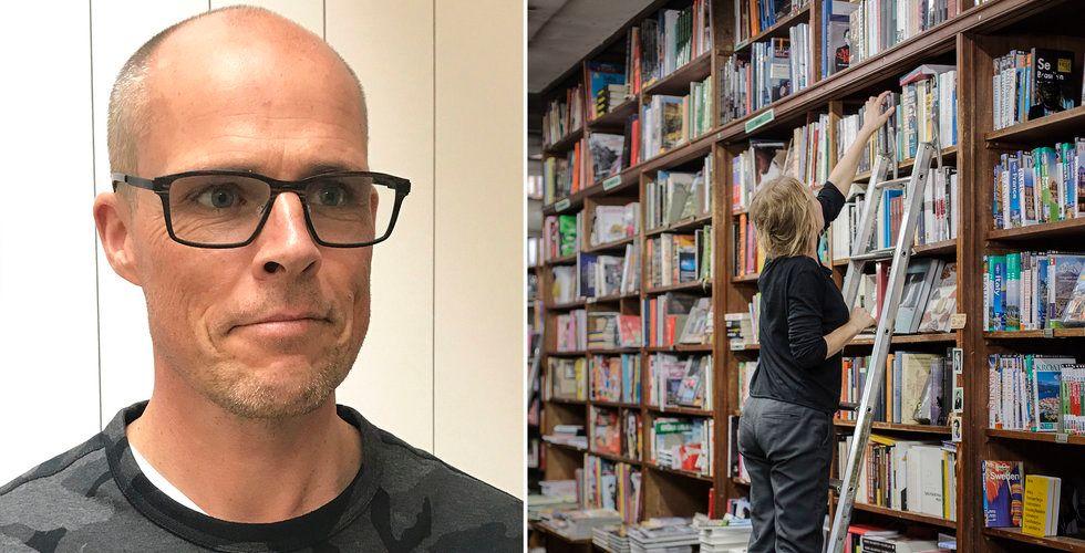 H&M-arvinge satsar miljoner på startup som vill digitalisera bokbranschen