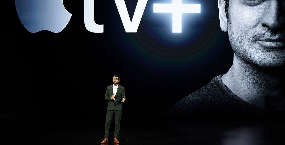 Apple rekryterar Disney-chef till streamingtjänsten