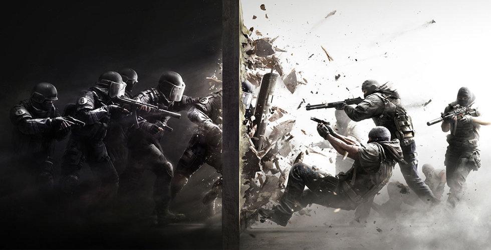 Esen Esports producerar nordiska mästerskap i spelet Rainbow Six Siege