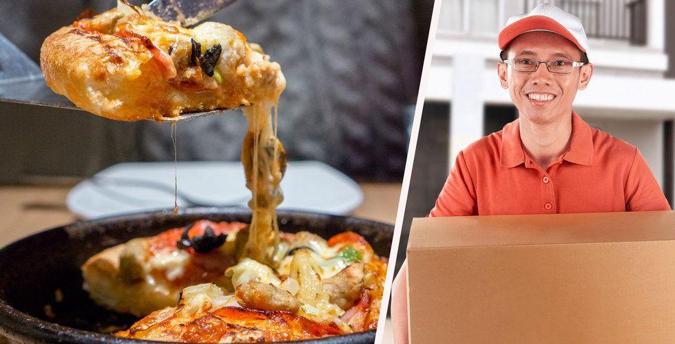 Breakit - Toyota i nytt samarbete med Amazon och Pizza Hut – ska leverera paket och pizza