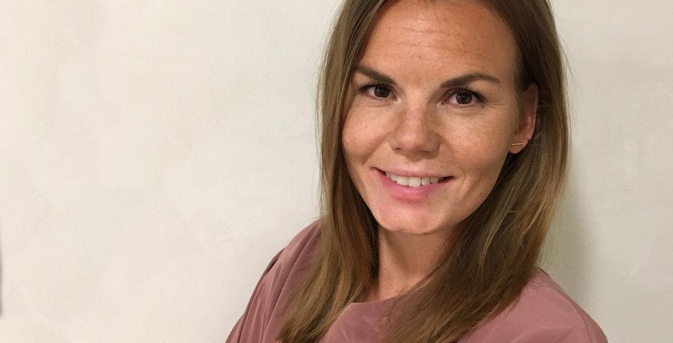 King-toppen Levina Persson blir ny produktchef på Hemnet
