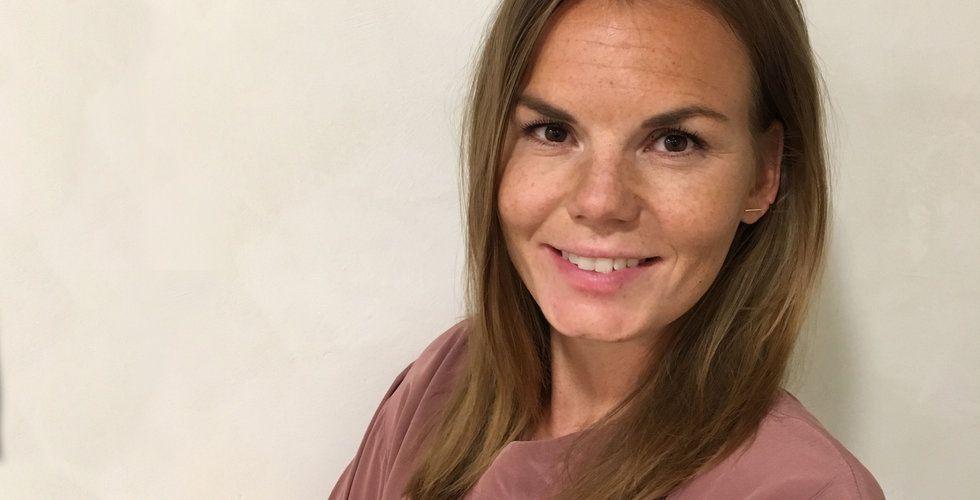 Breakit - King-toppen Levina Persson blir ny produktchef på Hemnet