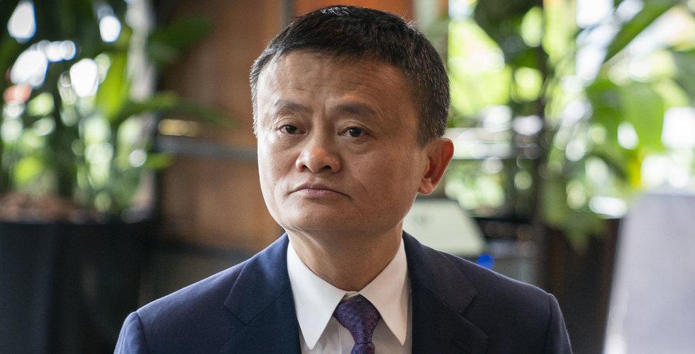 Alibabas grundare Jack Ma misstänks vara försvunnen