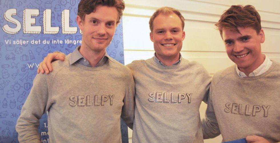 H&M pumpar in nya miljoner i Sellpy – fyrfaldigar omsättningen