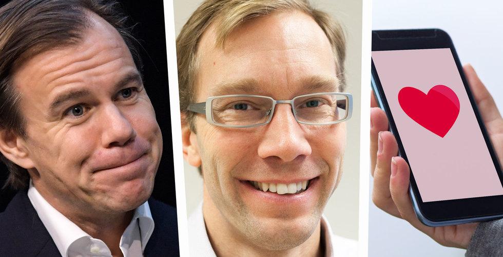 Karl-Johan Perssons nya satsning – satsar på app som ska utmana Tinder