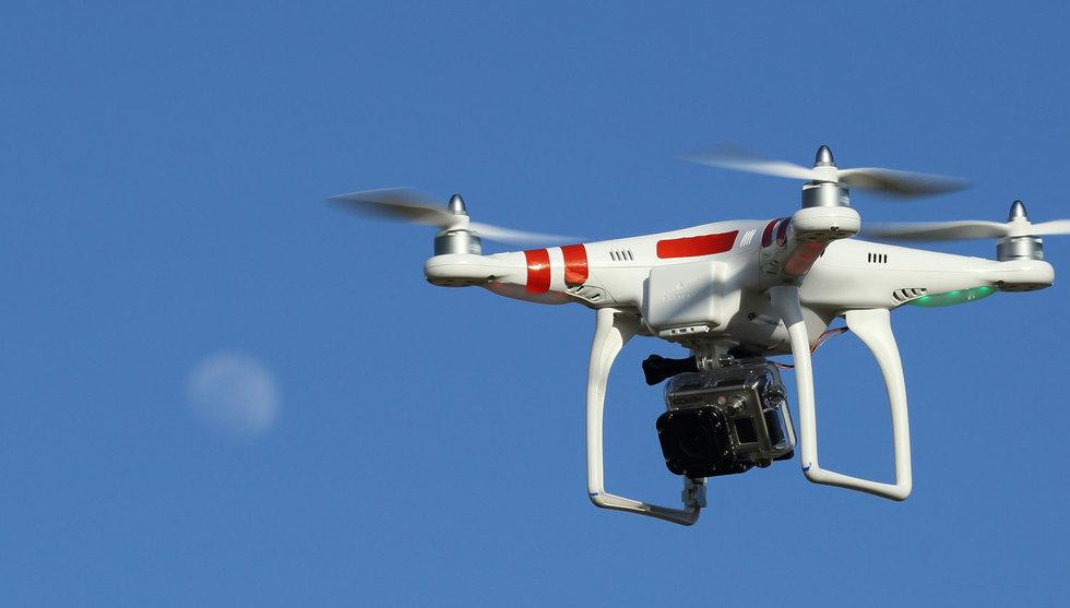Bakslag för drönare efter ny dom - räknas som kameraövervakning
