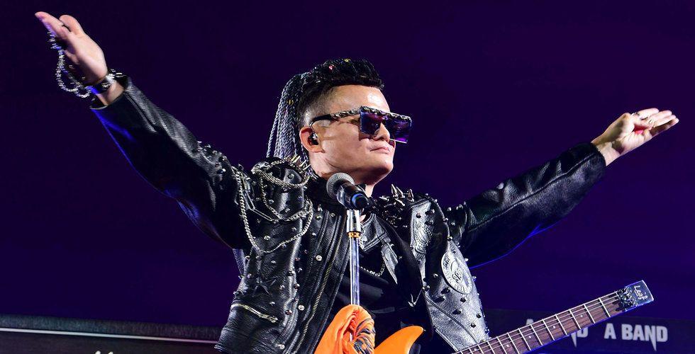 Ny rekordförsäljning för Alibaba under singlarnas dag