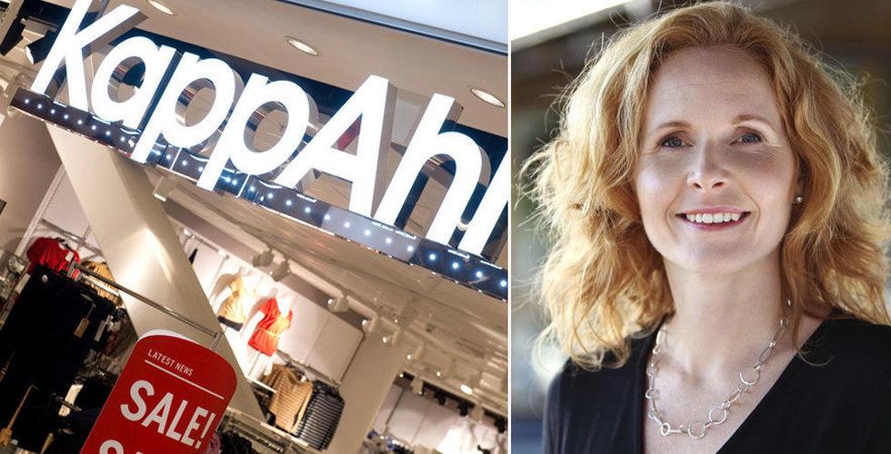Konkursade klädkedjorna Flash och Dea Axelssons köps upp – av Kappahl