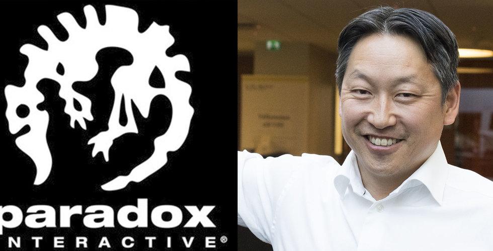 Mathias Hermansson till Paradox styrelse