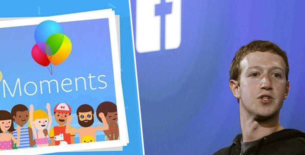 Breakit - Facebook raderar bilder - för den som inte laddar ner fotoapp