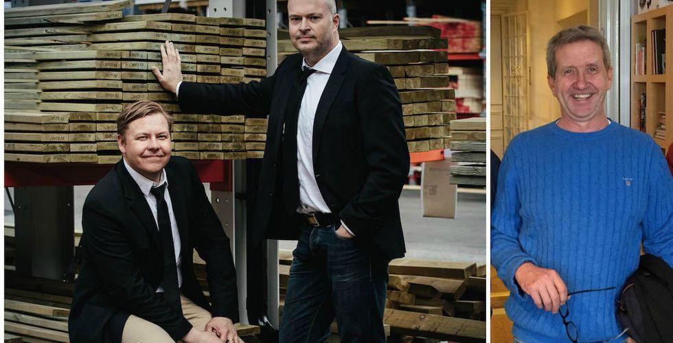 Breakit - Byggvarulistan tar in ny runda från Almi Invest och Martin Timell
