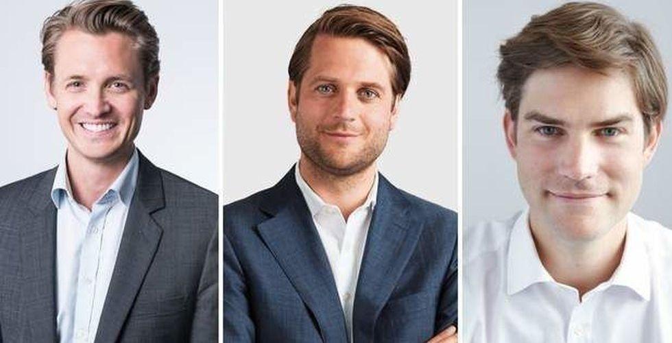 Founders of Klarna earn billions on secret options package