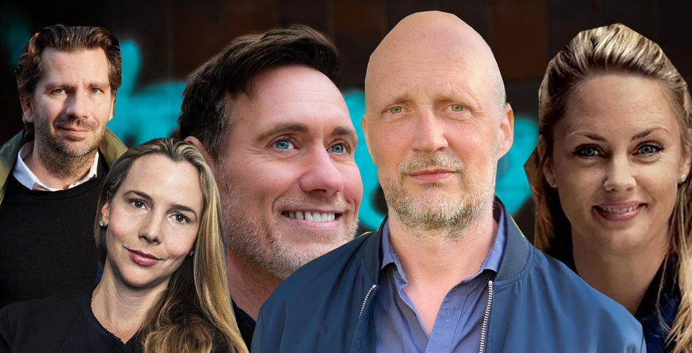 Stenbeck, Bendz och Liffgarden investerar i musikstartupen Starmony
