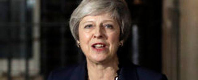 Breakit - Theresa May vinner misstroendeomröstningen