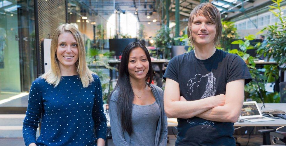 Breakit - De lämnar toppjobb – för att bygga Norrskens självhjälpsapp
