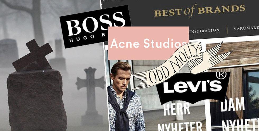 Hela listan: Här är alla som kan förlora pengar när Best of brands går omkull