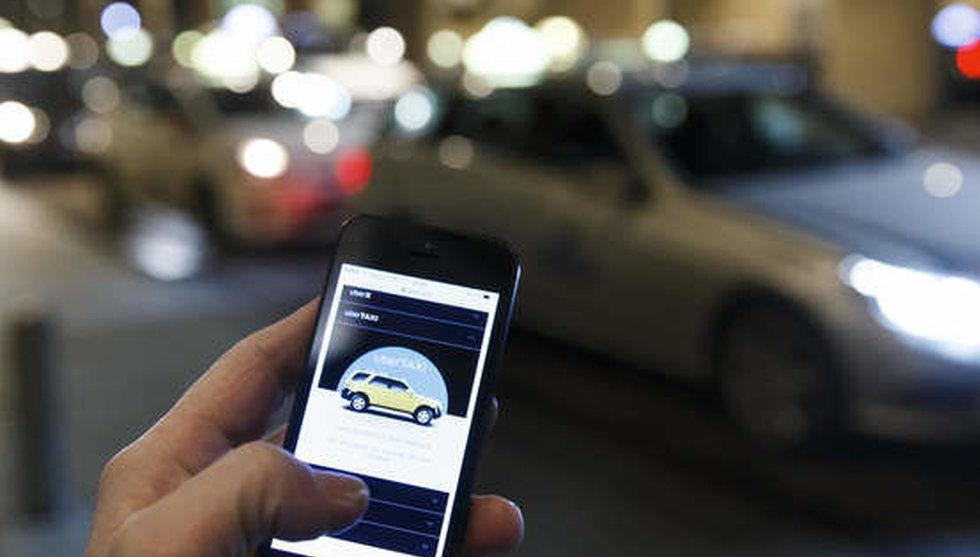 """Breakit - Första fällande svenska domen mot Uber - """"Svarttaxiverksamhet"""""""