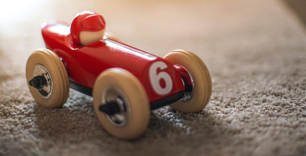Indiens rikaste köper brittiska leksakskedjan Hamleys