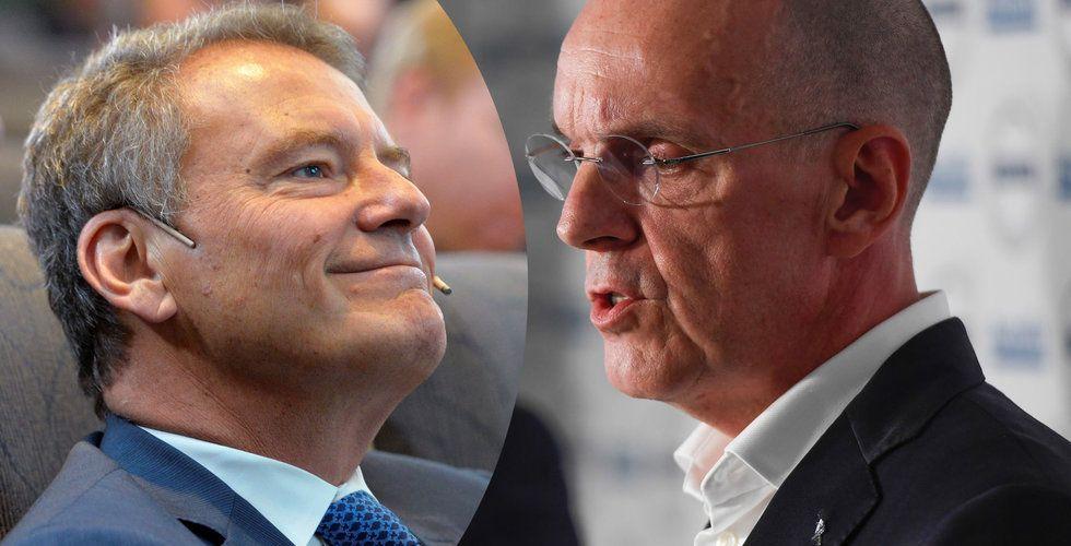 Breakit - Jan Carlson alltmer trolig som ny Ericsson-ordförande