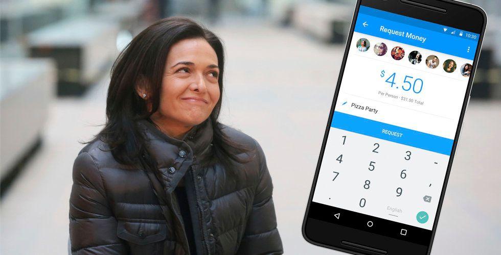 Facebook lanserar gruppbetalningar i Messenger