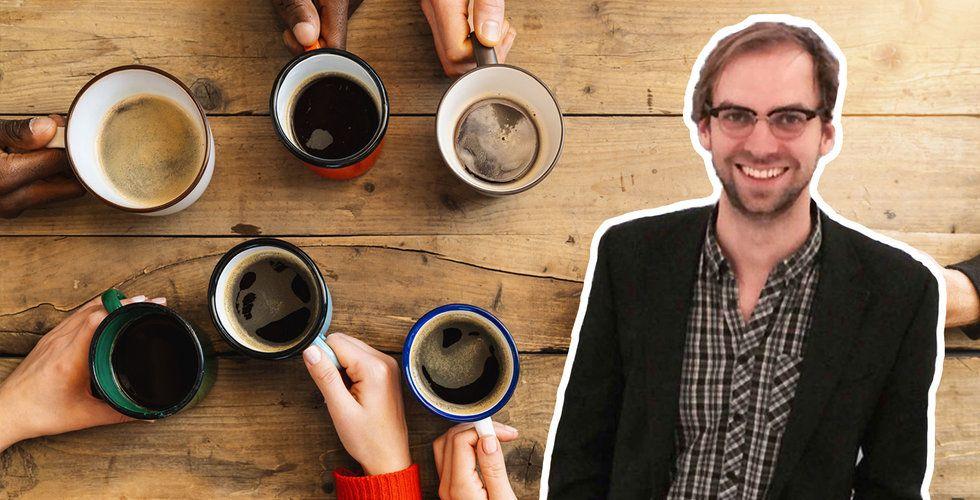 Kaffesugna svenskar letar sig online under pandemin – e-handlaren ser kraftig ökning