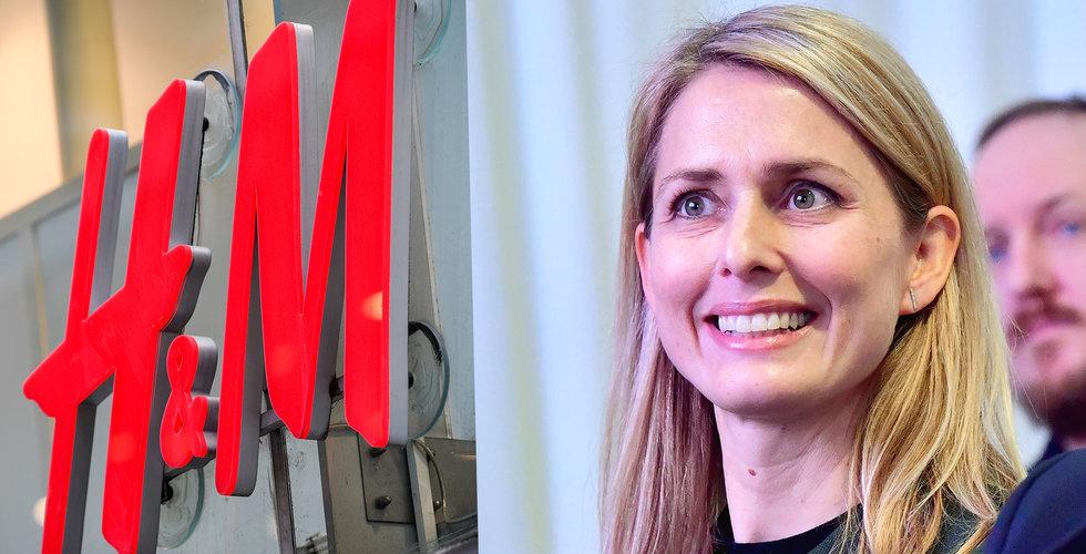 H&M:s onlinesälj går starkt