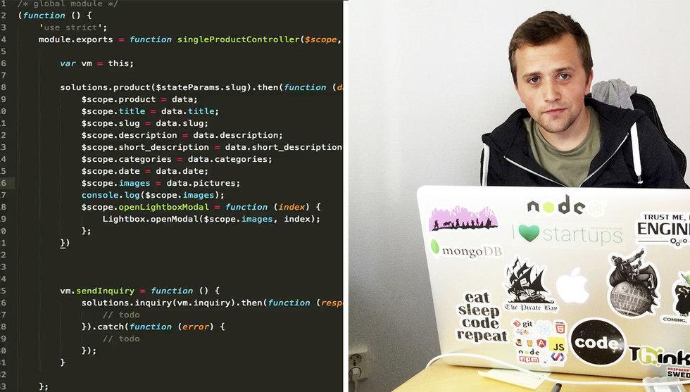 Breakit - Det nya fredagsnöjet för kodare: Titta på när andra programmerar