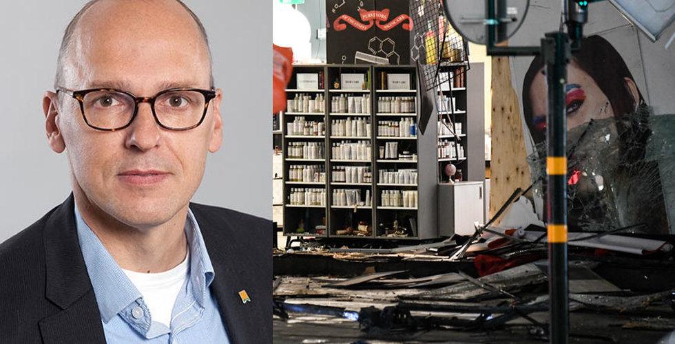 Kravet från branschen: Teknik som hindrar terrordåd med lastbil