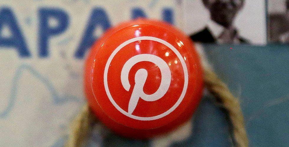 Pinterest på väg mot 1 miljard i annonsintäkter
