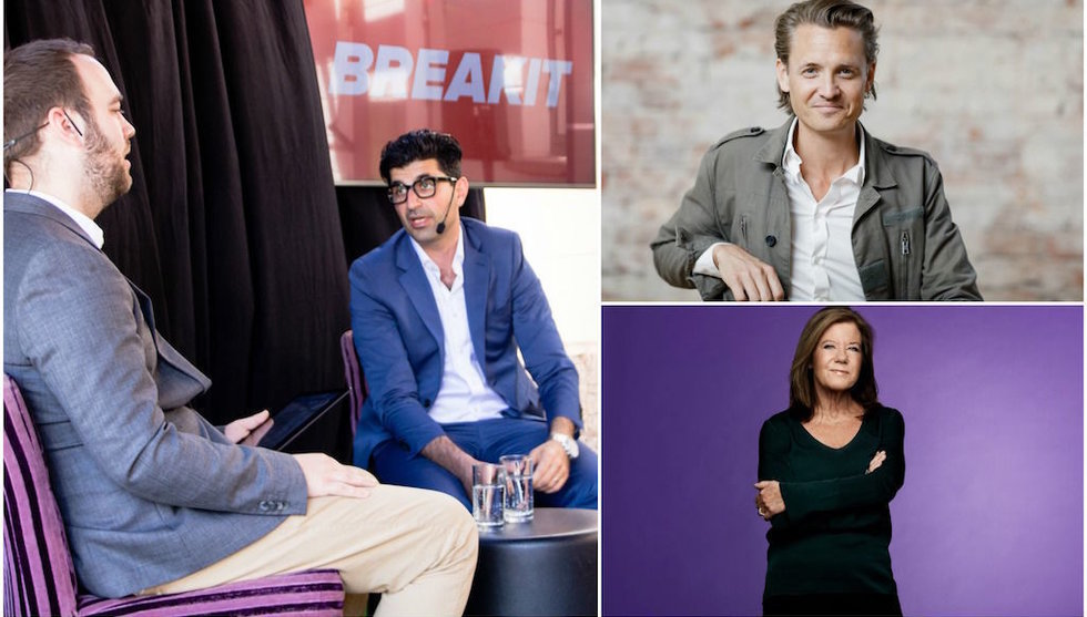 Niklas Adalberth och Lena Apler blir rådgivare till startupen Trine